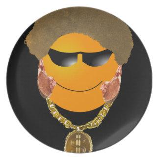 "InnovativDezynz's ""PIMP SMILEY"" Plates"