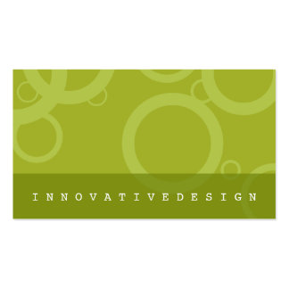 Innovative Design Business Cards