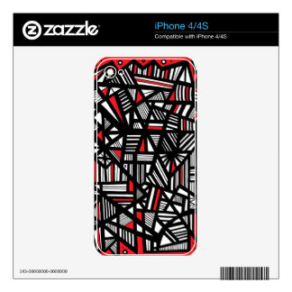 Innovative Diligent Sincere Refreshing iPhone 4 Skin