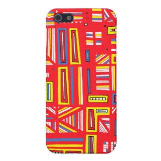 Innovative Intelligent Discreet Effervescent iPhone SE/5/5s Cover