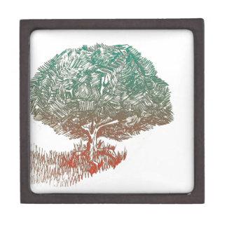 Innovative Tree Keepsake Box