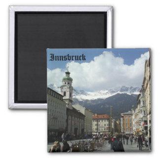 Innsbruck 2 Inch Square Magnet