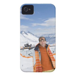 Innsbruck, Austria Case-Mate iPhone 4 Case