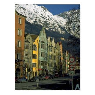 Innsbruck, Austria en Europa Postales