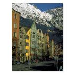 Innsbruck, Austria en Europa Tarjeta Postal