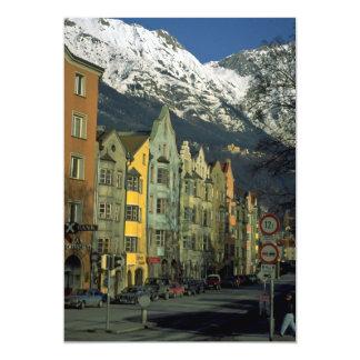 Innsbruck, Austria in Europe Custom Announcements