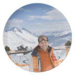 Innsbruck, Austria Plate