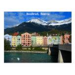 Innsbruck Austria Postcard