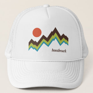 Innsbruck Austria Trucker Hat