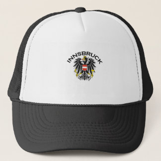 Innsbruck, Austria Trucker Hat