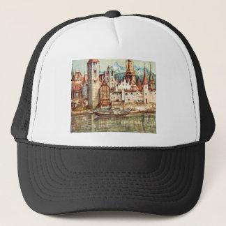 Innsbruck by Albrecht Durer Trucker Hat
