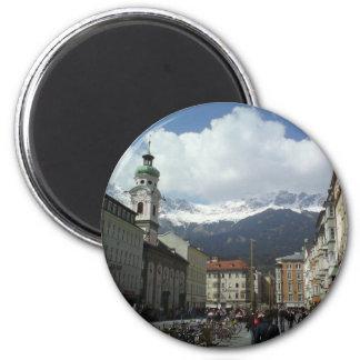 Innsbruck Imán Redondo 5 Cm