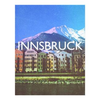 Innsbruck Letterhead