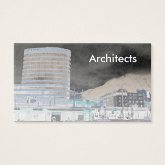 Innsbruck Photography Architecture Business Card