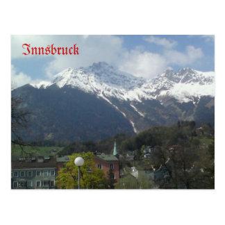 Innsbruck Tarjeta Postal