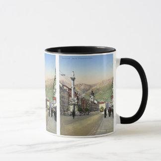 Innsbruck, Tram in  Maria Theresa Starsse Mug