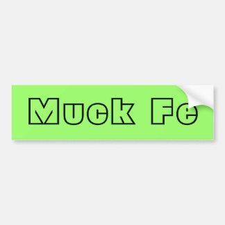 innuendo bumper stickers