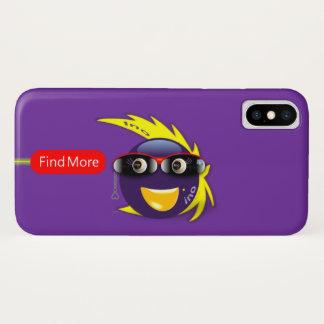 Ino AI Purple Force Case iPhone X (Find Mashies)