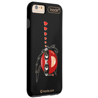 Ino Force Social Supermodel iPhone Case (Black)
