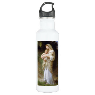 Inocencia de Bouguereau Botella De Agua De Acero Inoxidable