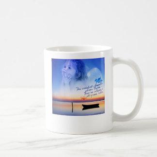 inocencia preciosa taza básica blanca