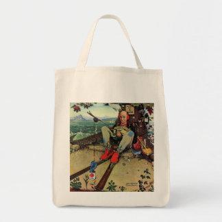 Inocente, 1945 bolsa tela para la compra