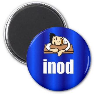 inod 2 inch round magnet