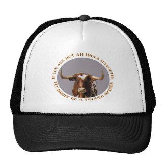 Inola Longhorn Trucker Hat