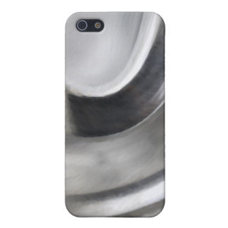 Inox texture iPhone SE/5/5s case