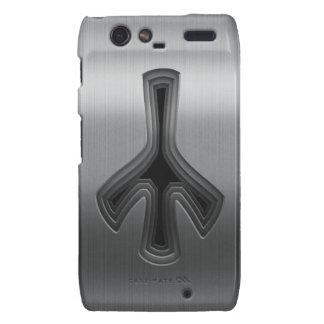 Inoxidable Motorola Droid RAZR Funda