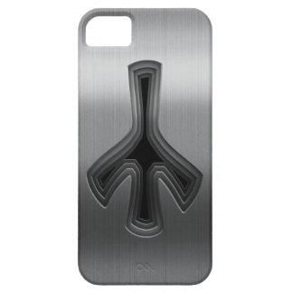 Inoxidable iPhone 5 Case-Mate Carcasa