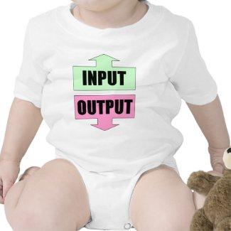 Input_Output_Green_Pink shirt
