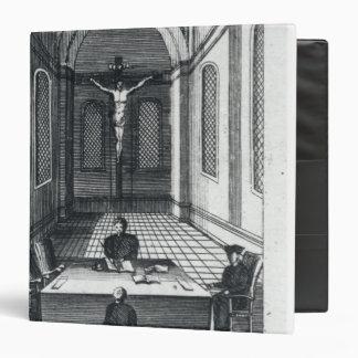 Inquisition Interrogation Binder
