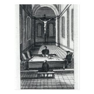 Inquisition Interrogation Postcard