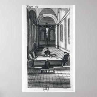 Inquisition Interrogation Poster