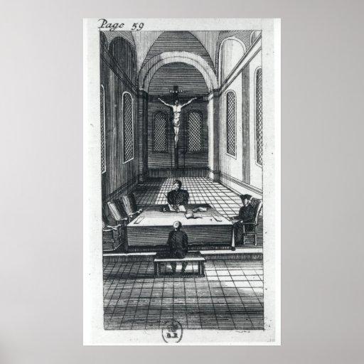 Inquisition Interrogation Print