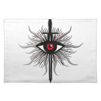 Inquisition Symbol Cloth Placemat