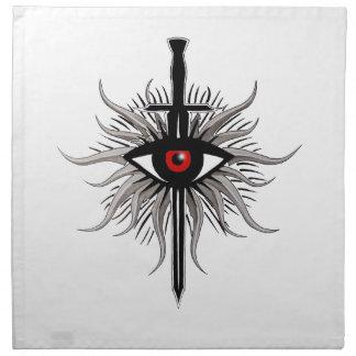 Inquisition Symbol Napkin