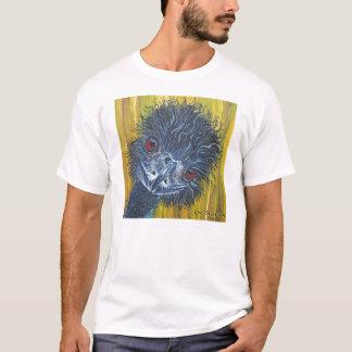 Inquisitive Emu T-Shirt