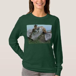 Inquisitive Giraffe T-Shirt