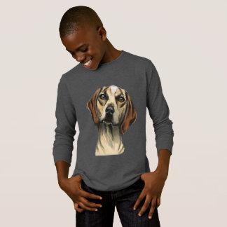 Inquisitive Hound Rendering T-Shirt