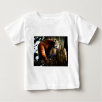 inquisitive red panda baby T-Shirt