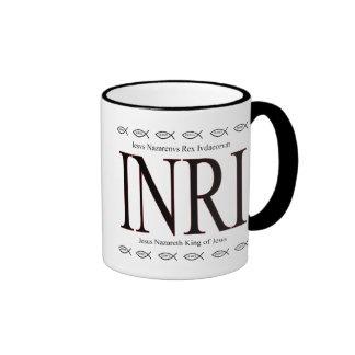 INRI Icthus Mug