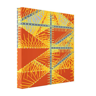 Inroads Wrapped Canvas