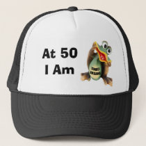 Insane 50th Birthday Hat