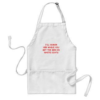 insane adult apron