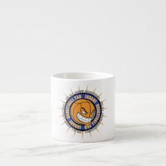 Insane Basketball Fan Espresso Cup