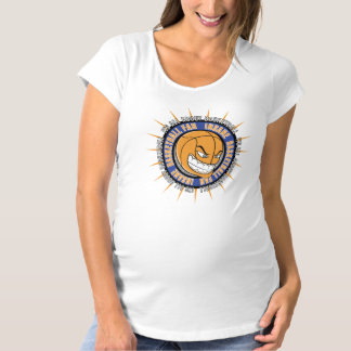 Insane Basketball Fan Maternity T-Shirt