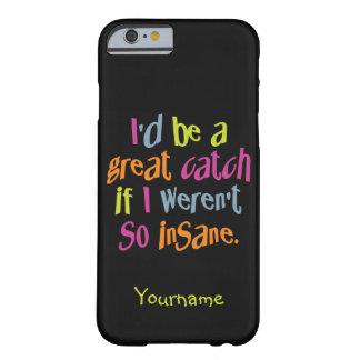 Insane Catch custom color cases