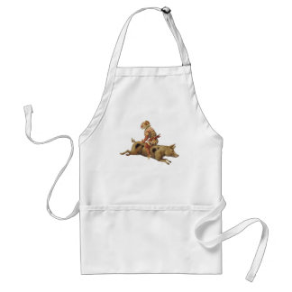 Insane Clown Apron